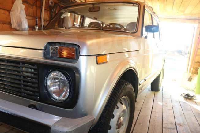 Лада 4x4 2131 Нива, 2007 год, 200 000 руб.