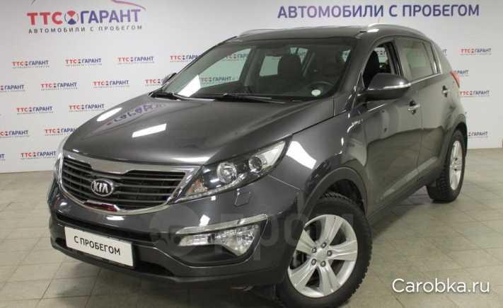 Kia Sportage, 2012 год, 809 000 руб.