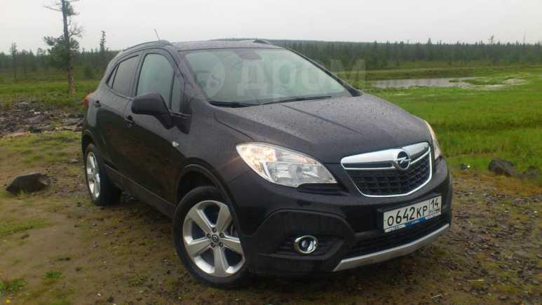 Opel Mokka, 2013 год, 880 000 руб.