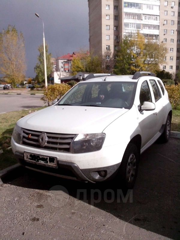 Renault Duster, 2014 год, 589 000 руб.