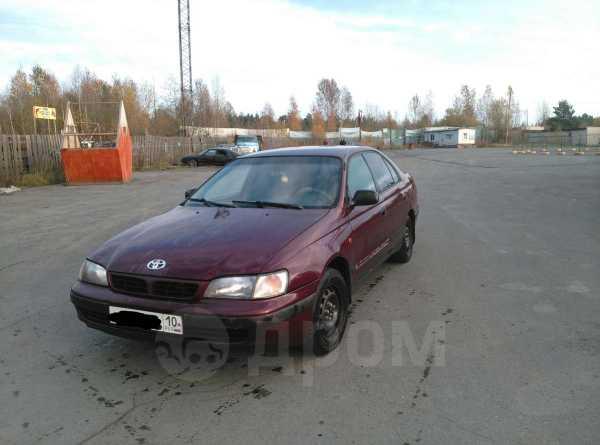 Toyota Carina E, 1997 год, 140 000 руб.