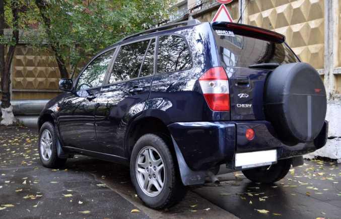 Chery Tiggo T11, 2009 год, 330 000 руб.