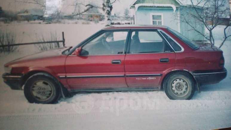 Toyota Sprinter, 1987 год, 55 000 руб.