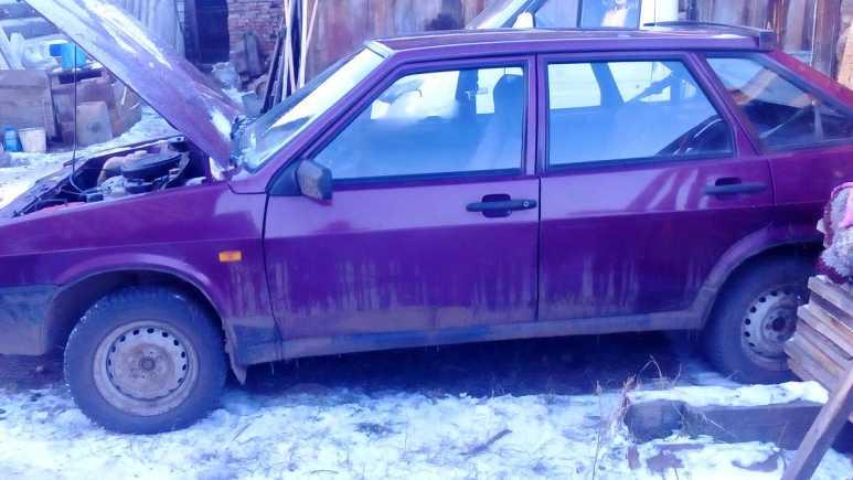 Лада 2109, 1997 год, 55 000 руб.