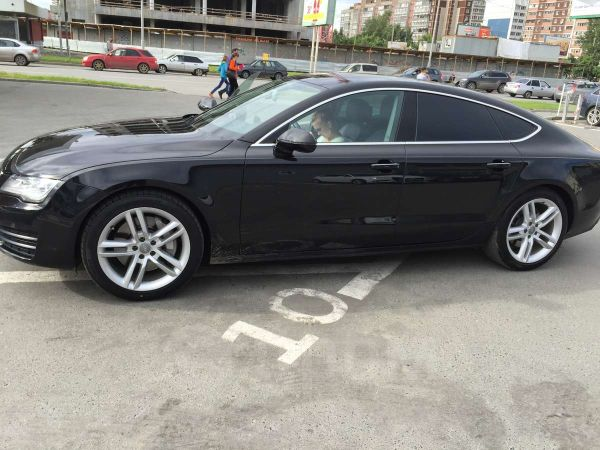 Audi A7, 2011 год, 1 550 000 руб.