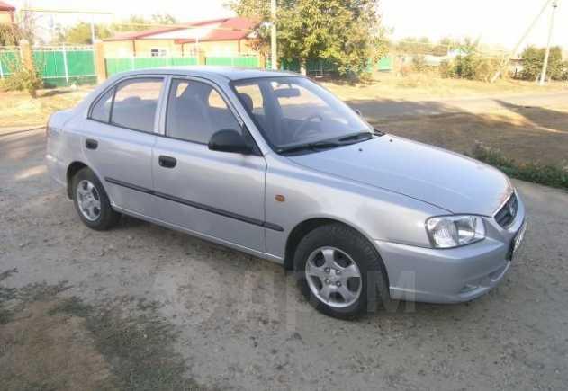 Hyundai Accent, 2011 год, 340 000 руб.