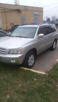 Toyota Highlander, 2002 год, 630 000 руб.