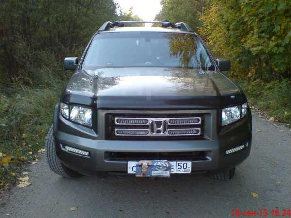 Honda Ridgeline, 2008 год, 1 110 000 руб.