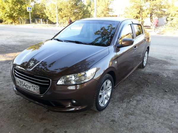 Peugeot 301, 2013 год, 510 000 руб.