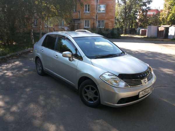 Nissan Tiida Latio, 2007 год, 305 000 руб.