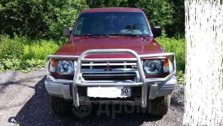 Mitsubishi Pajero, 1993 год, 210 000 руб.