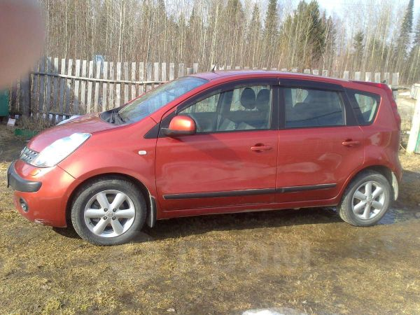 Nissan Note, 2007 год, 300 000 руб.