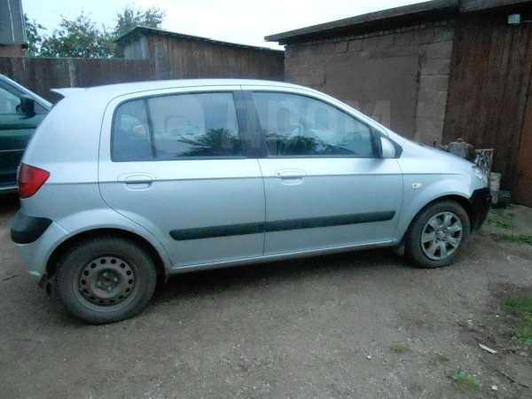 Hyundai Getz, 2006 год, 180 000 руб.