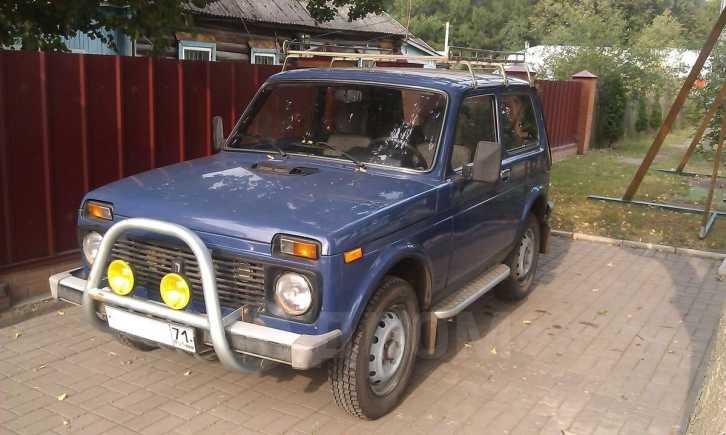 Лада 4x4 2121 Нива, 2007 год, 235 000 руб.