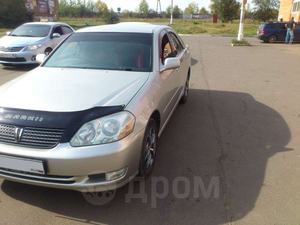 Toyota Mark II, 2001 год, 370 000 руб.