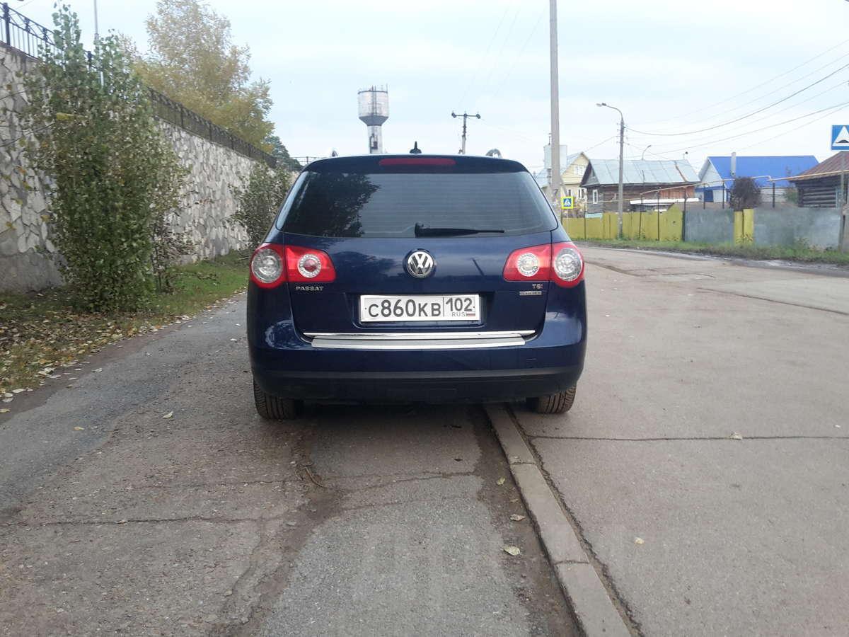 volkswagen passat ecofuel, 2010, бензин+метан газ отзывы