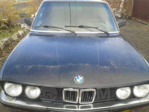 BMW 5-Series, 1984 год, 53 000 руб.