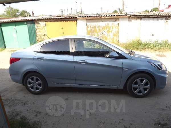 Hyundai Solaris, 2013 год, 475 000 руб.