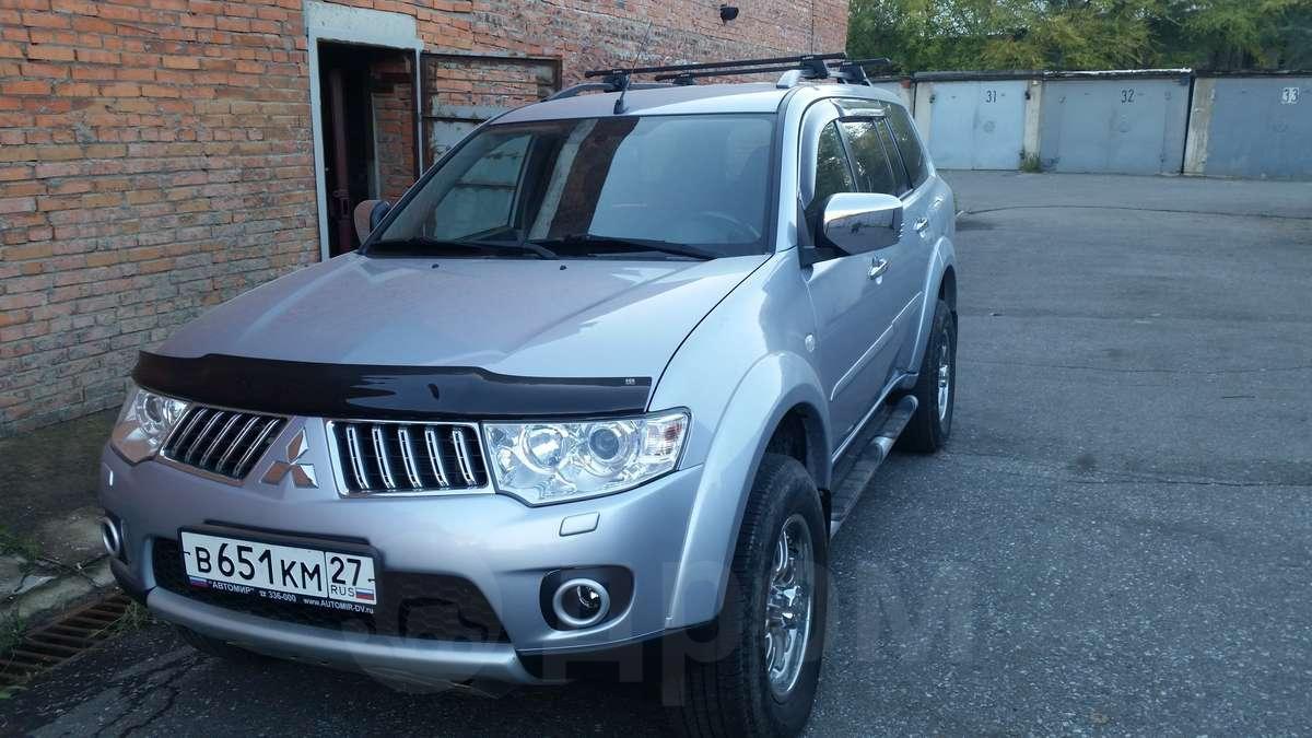 продажа авто паджеро бу в хабаровском крае