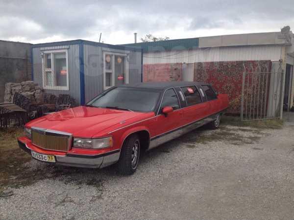 Cadillac Fleetwood, 1993 год, 600 000 руб.