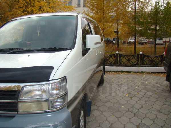Nissan Elgrand, 1998 год, 400 000 руб.