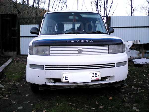 Toyota bB, 2002 год, 200 000 руб.