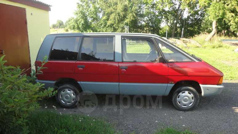 Renault Espace, 1984 год, 77 000 руб.