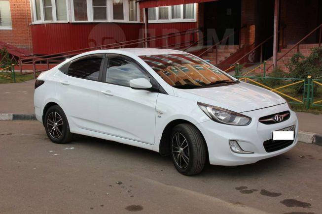 Hyundai Solaris, 2012 год, 430 000 руб.