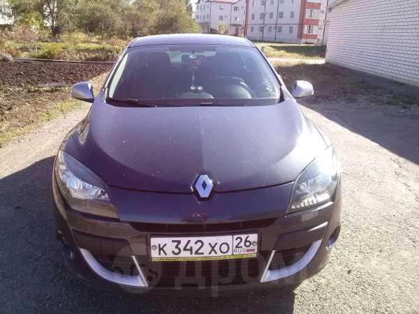 Renault Megane, 2012 год, 550 000 руб.