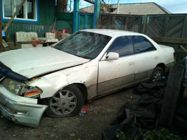 Toyota Mark II, 2000 год, 140 000 руб.