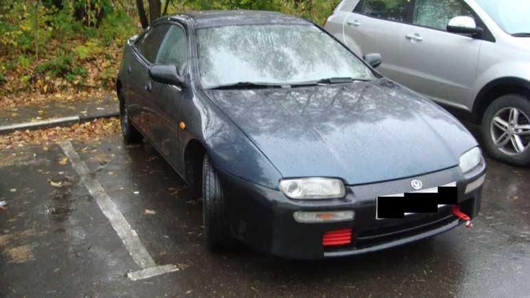 Mazda 323, 1995 год, 111 000 руб.