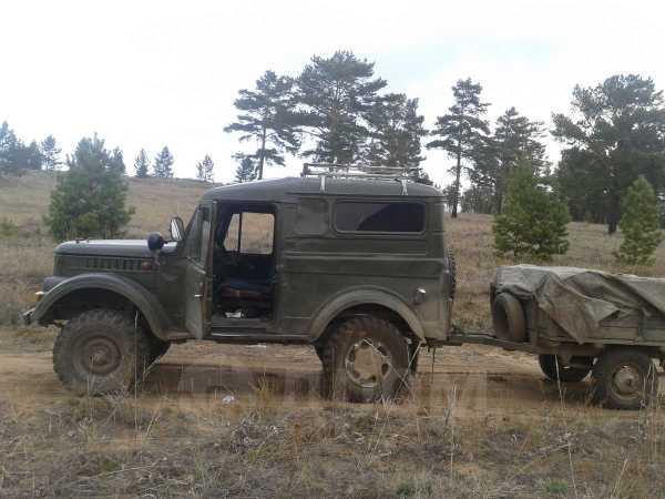 ГАЗ 69, 1960 год, 100 000 руб.