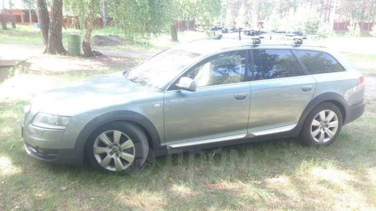 Audi A6 allroad quattro, 2006 год, 800 000 руб.