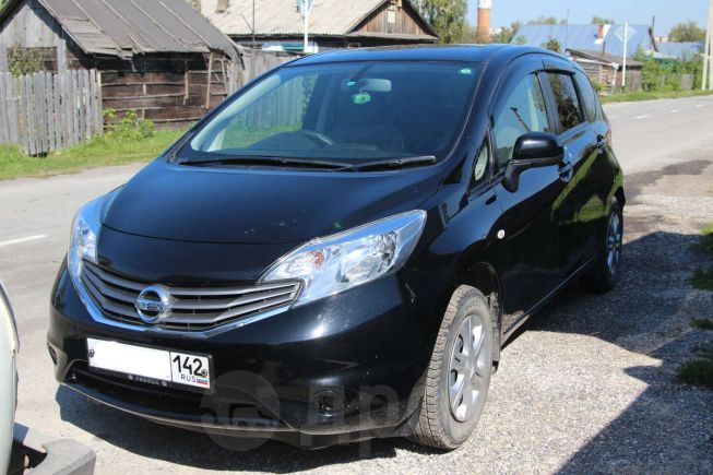 Nissan Note, 2012 год, 470 000 руб.