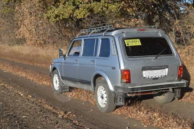 Лада 4x4 2131 Нива, 2004 год, 165 000 руб.