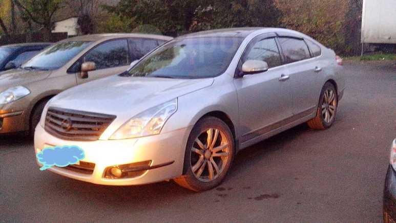 Nissan Teana, 2008 год, 640 000 руб.