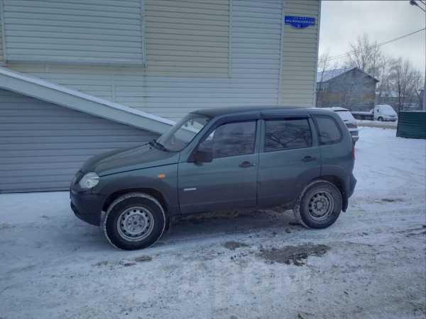Chevrolet Niva, 2010 год, 280 000 руб.