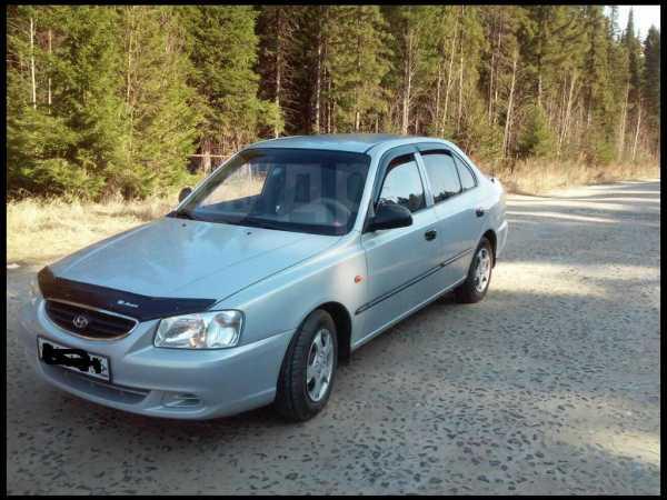Hyundai Accent, 2009 год, 280 000 руб.