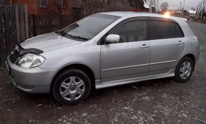 Toyota Corolla Runx, 2001 год, 270 000 руб.