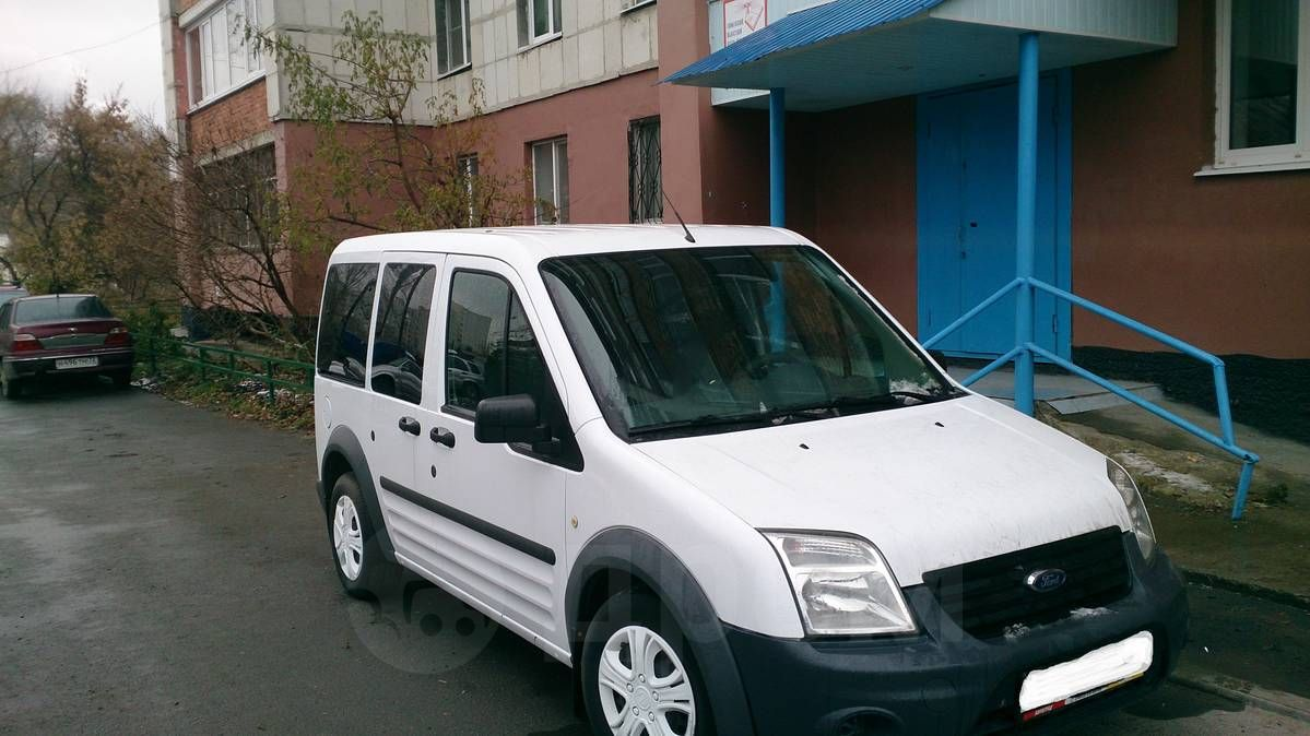 ford tourneo connect 2010 г.в