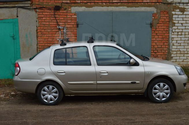 Renault Symbol, 2007 год, 209 000 руб.