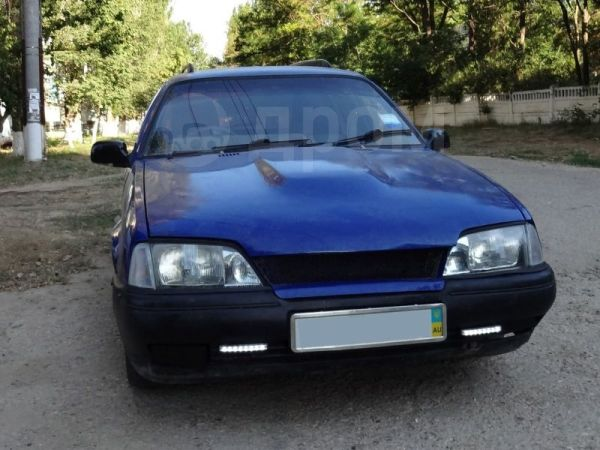 Opel Rekord, 1983 год, 120 000 руб.