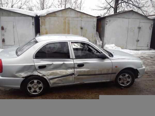 Hyundai Accent, 2010 год, 140 000 руб.