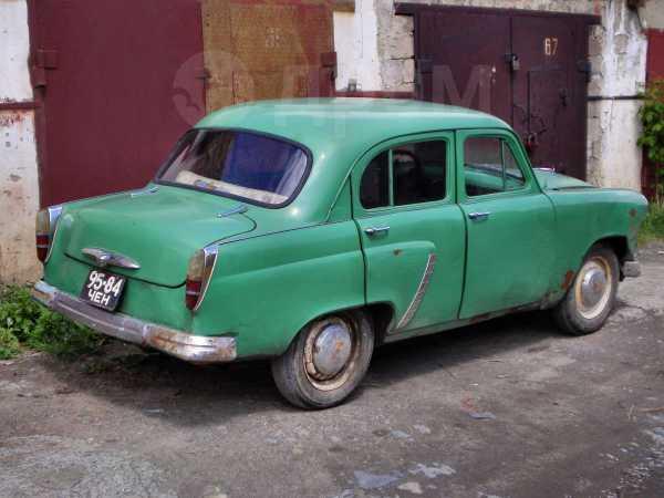 Москвич Москвич, 1957 год, 62 000 руб.