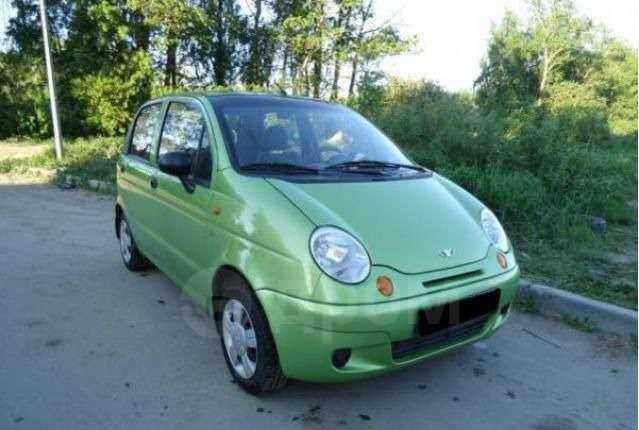 Daewoo Matiz, 2006 год, 105 000 руб.