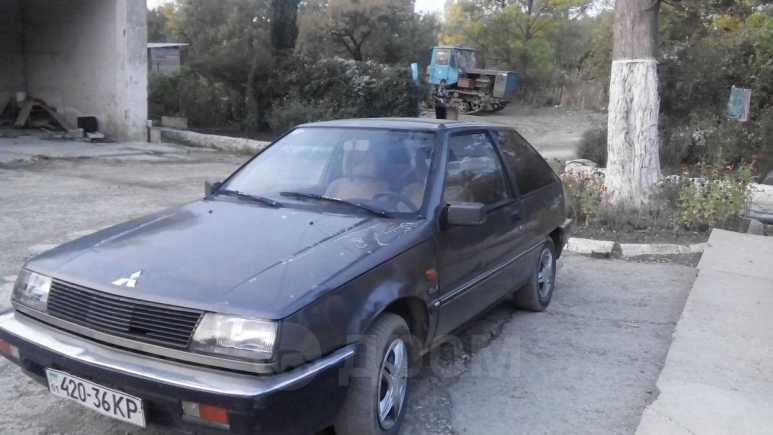 Mitsubishi Colt, 1987 год, 15 000 руб.