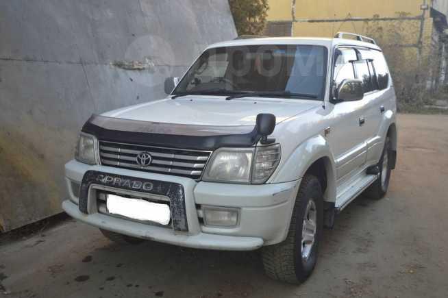 Toyota Land Cruiser Prado, 2002 год, 559 000 руб.