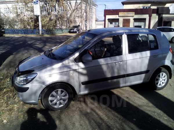 Hyundai Click, 2009 год, 375 000 руб.