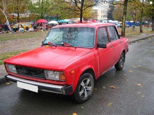 Лада 2105, 1988 год, 55 000 руб.