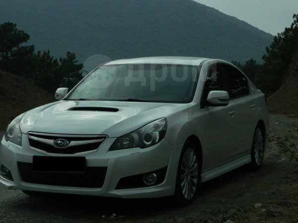 Subaru Legacy, 2010 год, 1 173 880 руб.